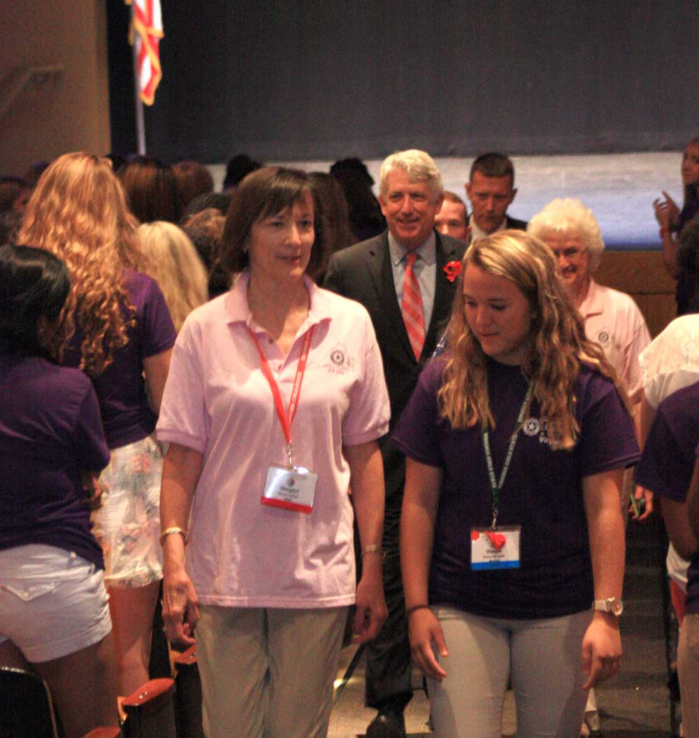 Virginia Girls State of the American Legion Auxiliary